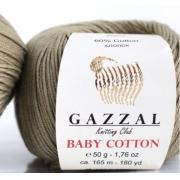 Пряжа Baby Cotton Gazzal 3464 (Турция)