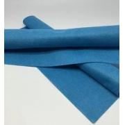 Фетр 30х45 см 1 мм Темно-голубой