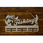"Медальница ""Fishing"" 50см"