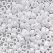 Бисер TOHO 8/0 круглый 5грамм 0041 белый