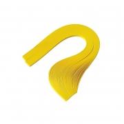 "Полоски для квиллинга B-01-05-100 (5мм 100 шт.) 04 ""Канареечный желтый"""