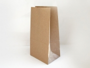 Пакет крафт 13х28.5х7 см (2шт.)