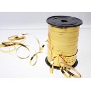 Лента бумажная 5мм (5 метров) металл золото