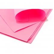 Фоамиран шелковый 1 мм 50х50см розовый пион