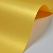 Бумага Majestic А4 250г/м2 Сияние золота (2листа)