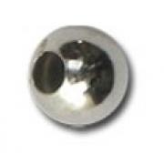 Бусины металлические DC-040 5.5мм (50шт.) никель