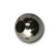 Бусины металлические DC-040 5.5мм (50шт.) черный никель