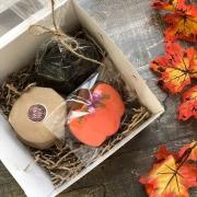 """Подарочный набор в коробке """"Осенний2"""""""