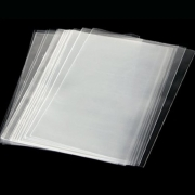 Пакет прозрачный без клапана 10х10см (50шт.)