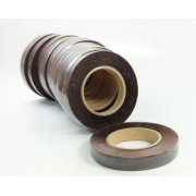 Тейп-лента для флористики 27.43м коричневая