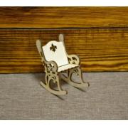 Кресло -качалка, 11х10х5 см