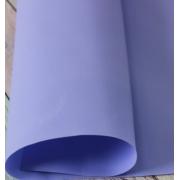Фоамиран зефирный 1мм 60х70см фиолетовый
