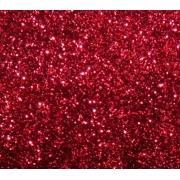 Глиттер (блестки) 10г красный