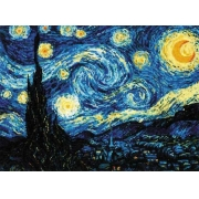 """Набор для вышивания """"Звездная ночь. Ван Гог"""" 40х30 см"""