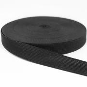 Резинка бельевая 30 мм (1 метр) черная