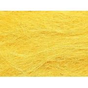 Сизаль (сизалевое волокно) 40гр, желтое