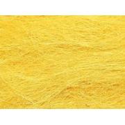Сизалевое волокно (40гр), желтое