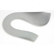 Полоски для квиллинга А 01-03-100 (3мм 100 шт.) 35 светло-серый