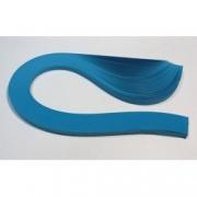 Полоски для квиллинга А 01-03-100 (3мм 100 шт.) 22 темно-голубой