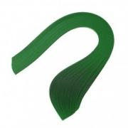 Полоски для квиллинга 01-03-100 (3мм 100 шт.) 31 темно-зеленый