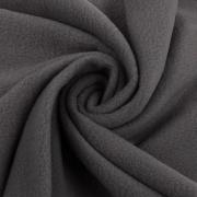 Флис 50х50 см 230г/м2 темно-серый