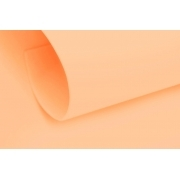 Фоамиран шелковый 1 мм 50х50см персиковый