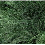 Сизалевое волокно (50гр), темно-зеленый