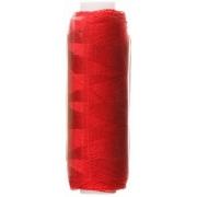 Нитки вискоза V150/2 183 метра ярко-красный 3057
